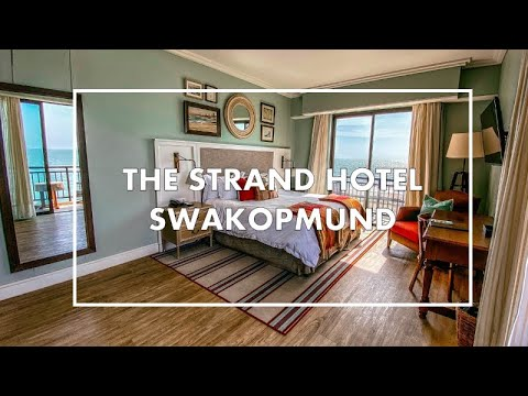 LUXURY SEASIDE RESORT IN NAMIBIA: The Strand Hotel Swakopmund