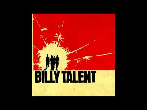 Billy Talent Cut The Curtains (Billy Talent 1)