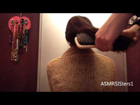 ASMR Great Gatsby Inspired Hairstyle ♥♥