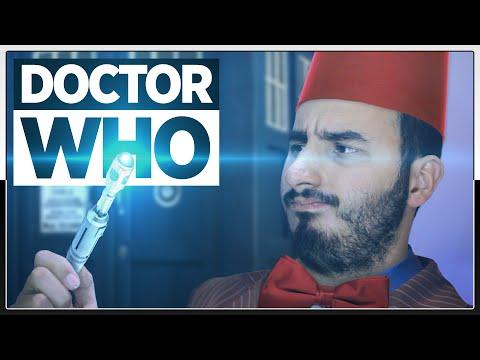 Quem é esse tal de Doctor Who?   V-GCS #13