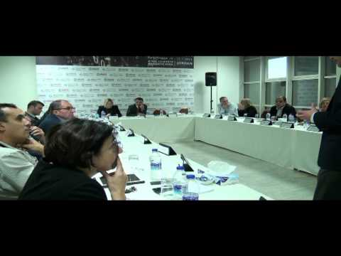 Angel and VC Investing in Jordan Session_By USAID JCP_MENA ICT Forum 2014