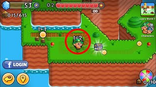 Best Mario Game - Lep's World 3, Funny game - Free Online - Best Kids Games