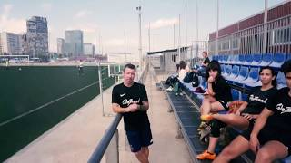 Barcelona Football Game Experience