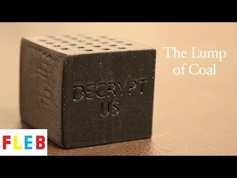 The Famine Games Puzzle - Lump of Coal