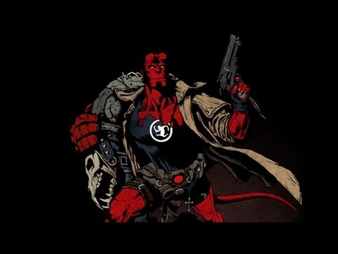 Thumbnail: Superhero Origins: Hellboy