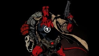 Superhero Origins: Hellboy
