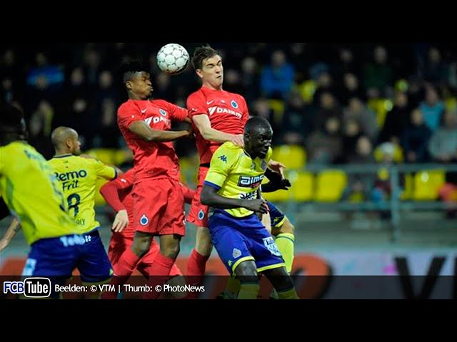 2015-2016 - Jupiler Pro League - 23. Waasland-Beveren - Club Brugge 1-2
