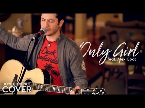 Only Girl (In The World) - Rihanna (Boyce Avenue cover feat. Alex Goot on piano) on Apple & Spotify
