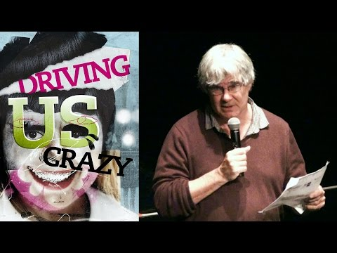 John Read speaks at the Driving Us Crazy International Film Festival 2015