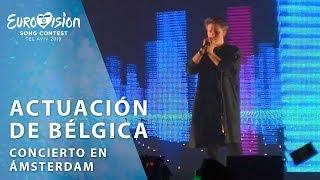 ELIOT VASSAMILLET canta 'Wake up' en Ámsterdam | Eurovisión 2019