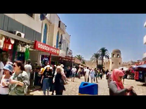 Shopping in Sousse, Tunisia| Sousse Market |