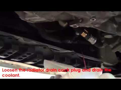 06 Replacement Of Inverter Coolant Youtube