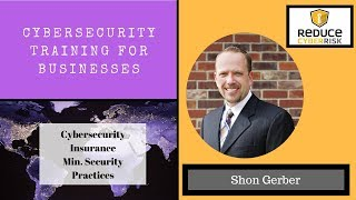 Cybersecurity Insurance Minimum Security Practices - Cybersecurity for Business