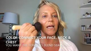 How To: Do Makeup with a Tan