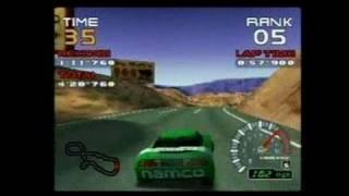 Ridge Racer 64 Nintendo 64 Gameplay