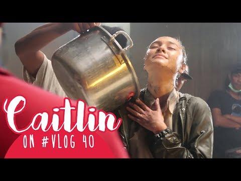 Caitlin on #VLOG 40 - Yang Gak Tayang di Bioskop!