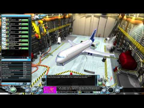 Airline Tycoon 2 Gameplay Part 1