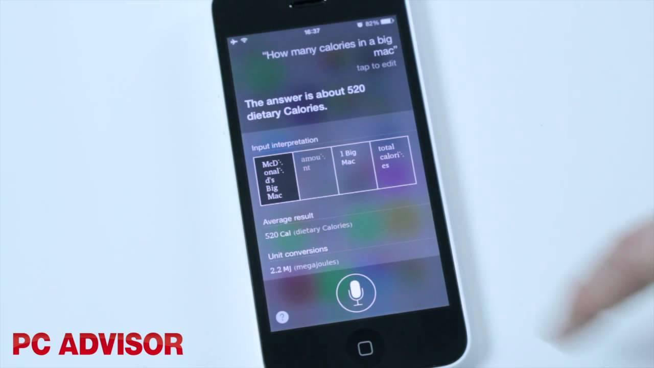 Old Siri vs new Siri male voice in iOS 7 1 (UK) - PC Advisor