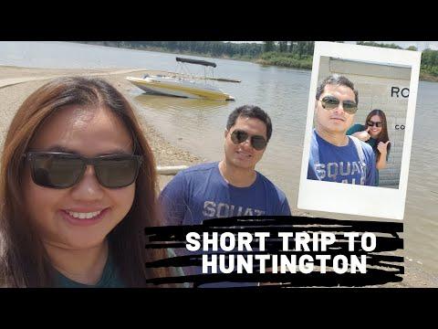 Short Trip To Huntington, Indiana
