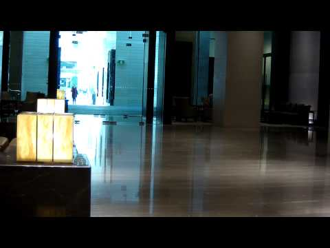 ISD 1080P Jaguar Camera - Hotel Lobby Internal Day Shot