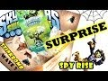 Stink Bomb & Spy Rise Surprise: Dirty Diapers & Spiders, Oh My! (Skylanders Swap Force Wave 3 pt.3)