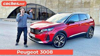 PEUGEOT 3008 SUV 2021 | Prueba / Test / Review en español | coches.net