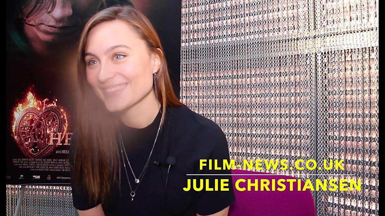 Julie Christiansen I Interview I Film-News.co.uk - YouTube
