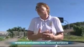 Márcia Pontes Entrevista RIC RECORD - Videomonitoramento