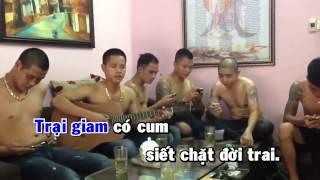 Án Tử Hình - Lã Phong Lâm Karaoke HD