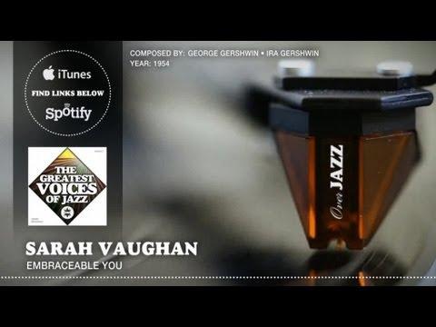 Sarah Vaughan - Embraceable You (1954)