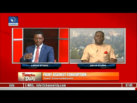 Sunrise Daily: Nigeria's Corruption Is With Impunity, Lawmaker Declares Pt 3