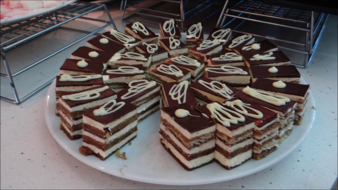 Celebrity Constellation Buffet Foods Fine Dining Speciality Restaurants Cakes Pastries