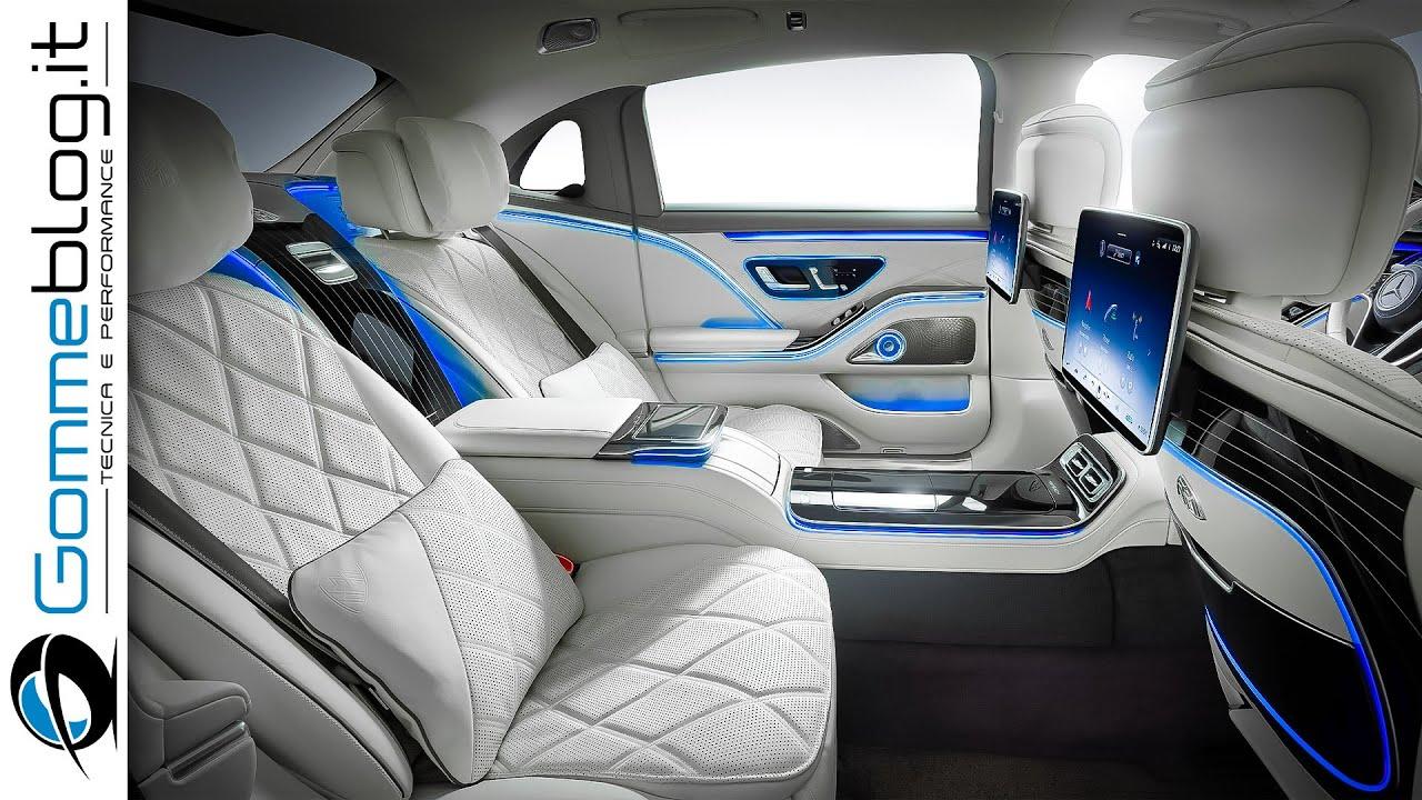 2021 Maybach Mercedes S-Class - INTERIOR and DESIGN Exterior