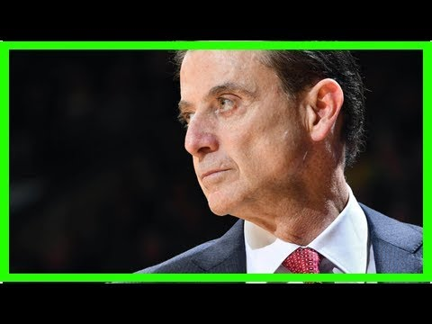 Federal indictment alleges pitino's active involvement in bribery scandal