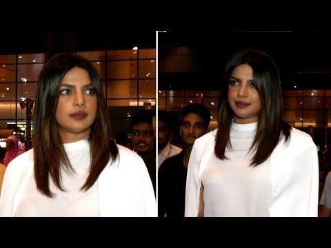 Priyanka Chopra Back To India After Finishing Quantico 3 Shooting | Bollywood Bubble