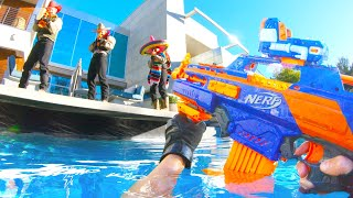 Nerf FPS: The Wild West