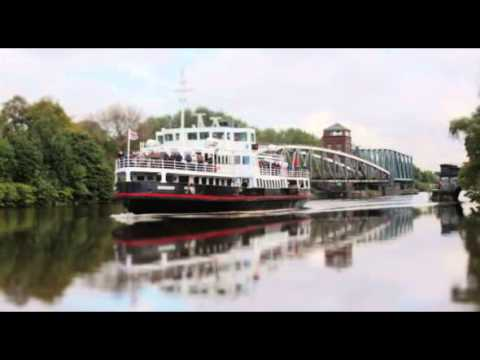 Mersey Ferries - Manchester Ship Canal