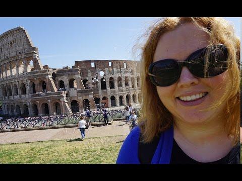 Rome Sightseeing - Europe Travel Vlog Day 11