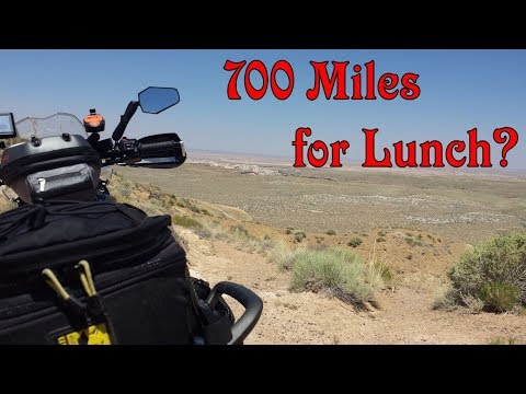700 Mile Lunch
