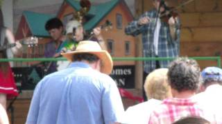 SANDY LAND -- Whitetop Mountain Band