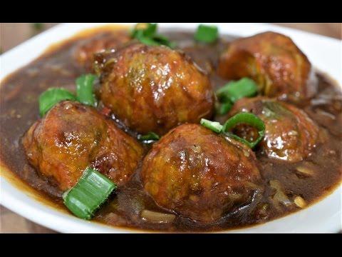 Vegetable Manchurian Recipe –  Easy Veg Manchurian Recipe – Chinese Food Recipe -Veg Manchurian Dry