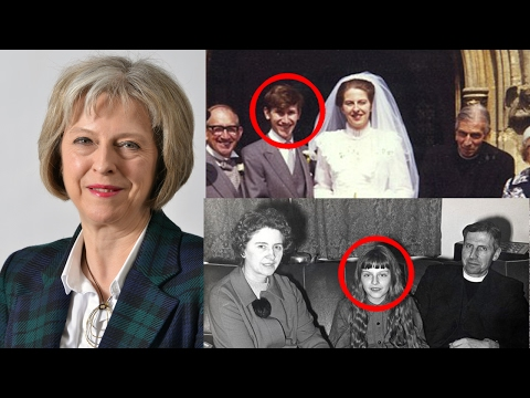 Unknown Surprising Facts About Theresa May || Pastimers