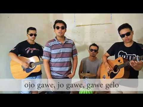 Don't Let Me Down - The Chainsmoker cover versi Bahasa Jawa : Ojo Gawe Gelo, by Pentul Kustik