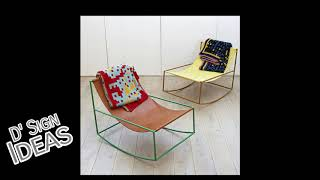 D' Sign Ideas - Modern And Stylish Rocking Chairs For Your Relaxing