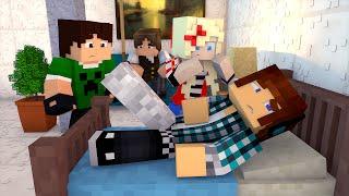 Minecraft: Namorada Perfeita #04 - SOFRI UM ACIDENTE DE CARRO !!