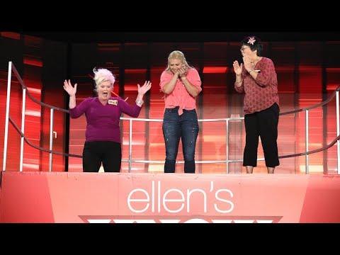 'Game of Games' Contestants Get 'Know or Go' Redemption on Ellen!