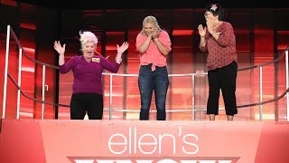 'Game of Games' Contestants Get 'Know or Go' Redemption on Ellen!