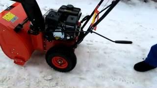 видео Запчасти для снегоуборщика мюррей