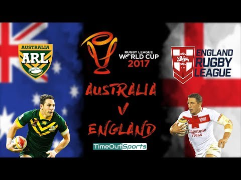 Australia vs England (02/12/2017) Highlights | Rugby League