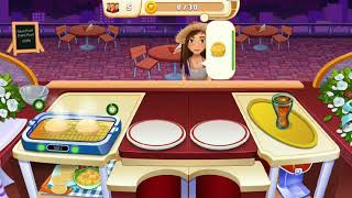 Indian Cooking Star: Chef Restaurant Cooking Games 2019 [ Level 1 - 2 ] | android Gameplay